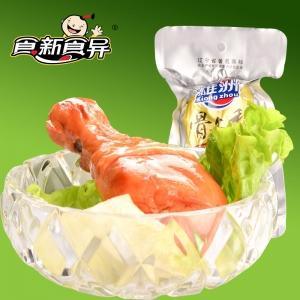 【食新食异】雄州奥尔良大鸡腿85g袋装 骨上香大鸡腿补充能量
