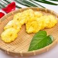 【食新食异】鲜引力新鲜菠萝干凤梨干鲜引力果干菠萝片圈雪梨丁泰国零食批发