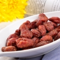 【食新食异】鲜引力草莓干河北鲜引力草莓果干水果干休闲零食品包邮特价批发