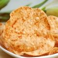 【食新食异】KAKA咔咔龙虾饼 台湾进口零食大礼包膨化薯片康熙虾片满5送提袋