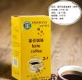 【食新食异】进口咖啡 starbucks/星巴克星冰乐原味摩卡咖啡每盒10袋