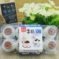 【食新食异】韩国进口休闲零食品韩美禾啵乐proro宝露花生果仁巧克力棒饼干