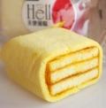 【食新食异】百世焙客Hello天使蛋糕3斤 紫薯/虎皮/椰丝/巧克力/红豆虎皮蛋糕早餐零食
