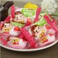 【食新食异】不二家水果夹心棉花糖(草莓+芒果+蓝莓)250g 糖果零食多口味散装