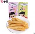 【食新食异】宅小翠条条脆膨化食品点心休闲零食原味椒盐味薯虾条薯片小吃薯条