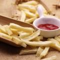 【食新食异】正品尊海薯条土豆条含番茄酱即食马铃薯条零食品原味烧烤味500克