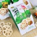 【食新食异】尊海香酥藕片山东特产莲藕脆片香酥蔬果干高档休闲食品小包装30克