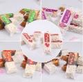 【食新食异】房锦记沙琪玛味美无蔗糖馨尚仁黑米紫薯高粱红枣口味休闲零食500g