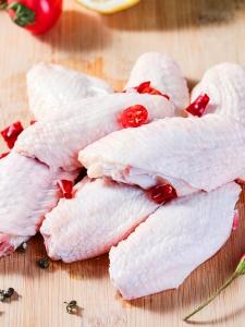 (1kg)冷冻生鲜鸡翅中烧烤食材非半成品